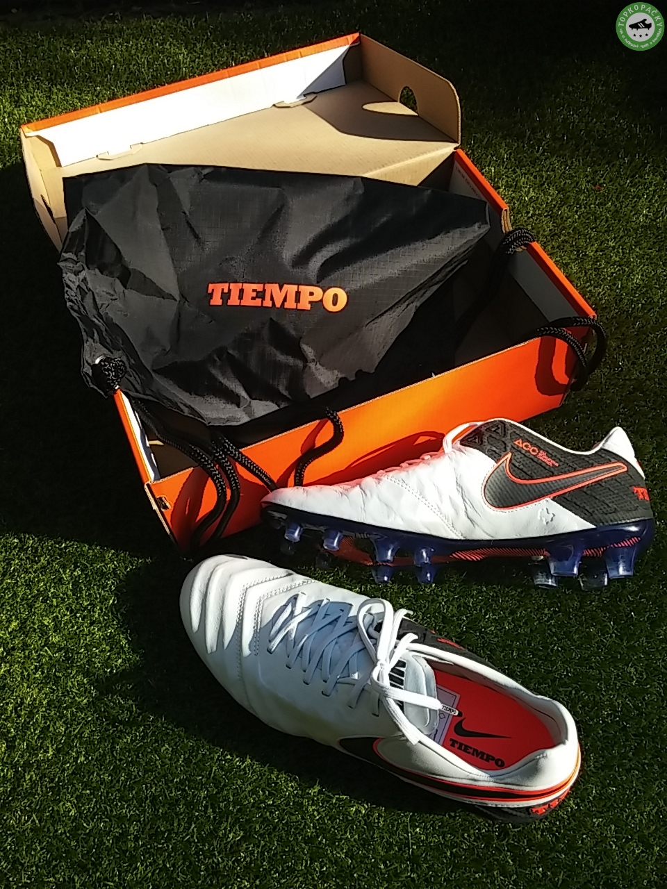 Kopačky Nike Tiempo Legend 6 (FG) – recenze