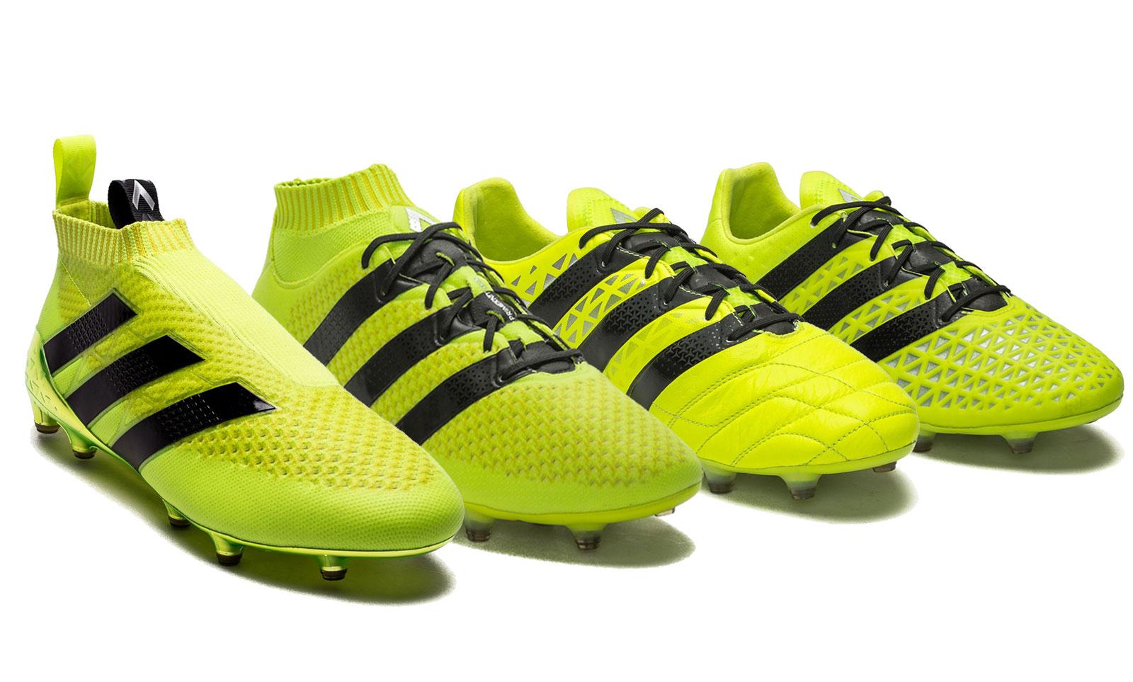 Adidas ACE 16 kopačky – přehled a srovnání