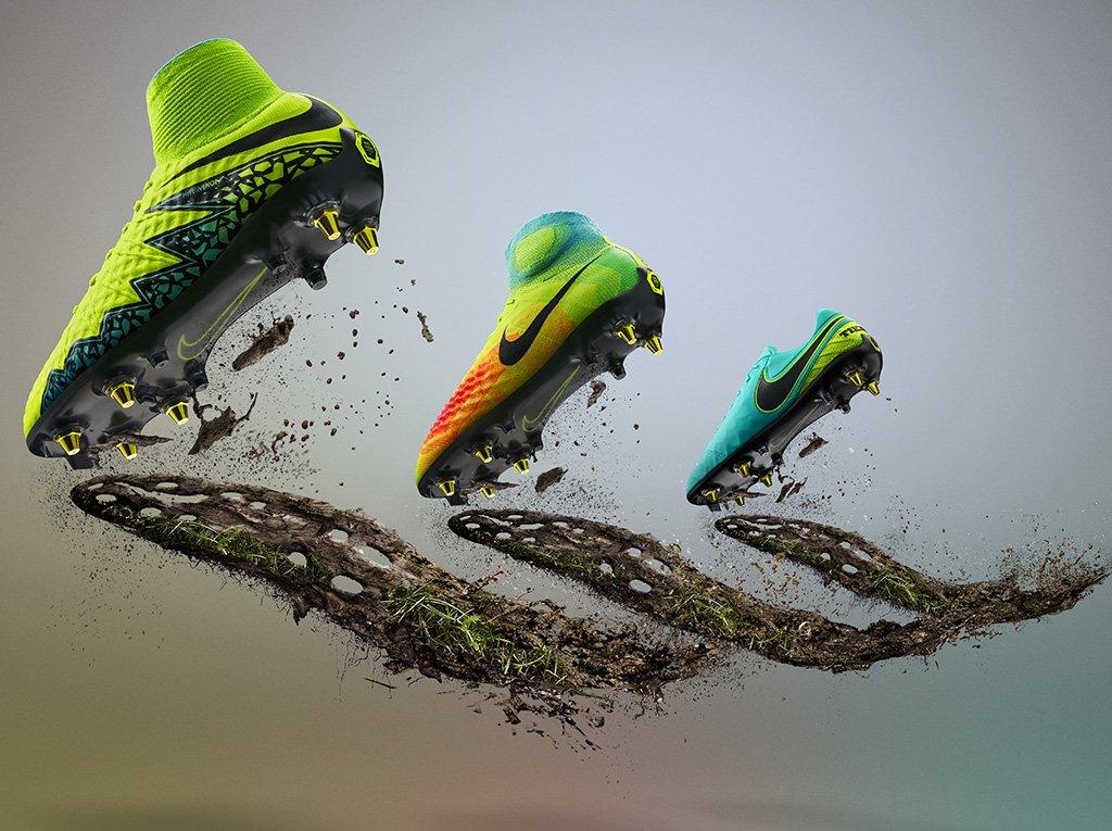 Nike Anti Clog technologie – co to je a potřebuju to?