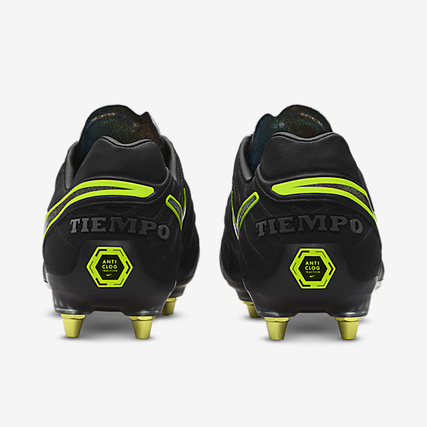 Nike anti clog technologie