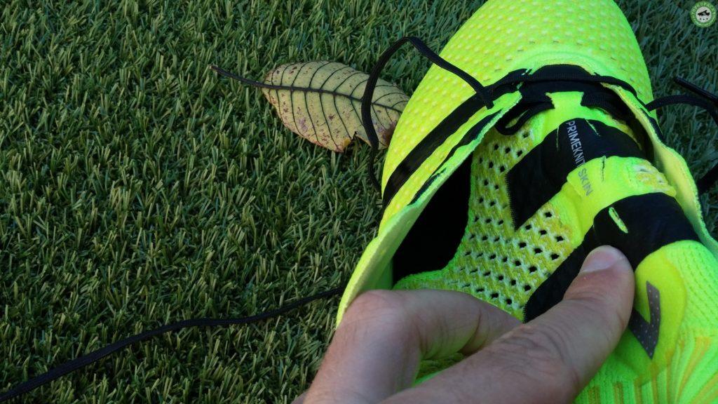Adidas ACE 16.1 Primeknit vnitřek kopačky