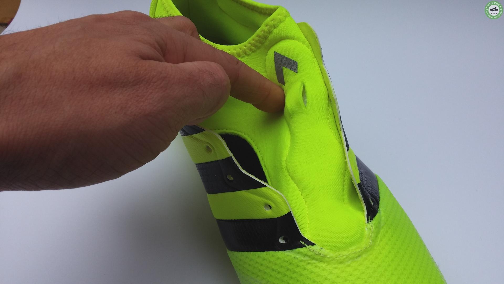 Adidas ACE 16.3 Primemesh vnitřek kopačky