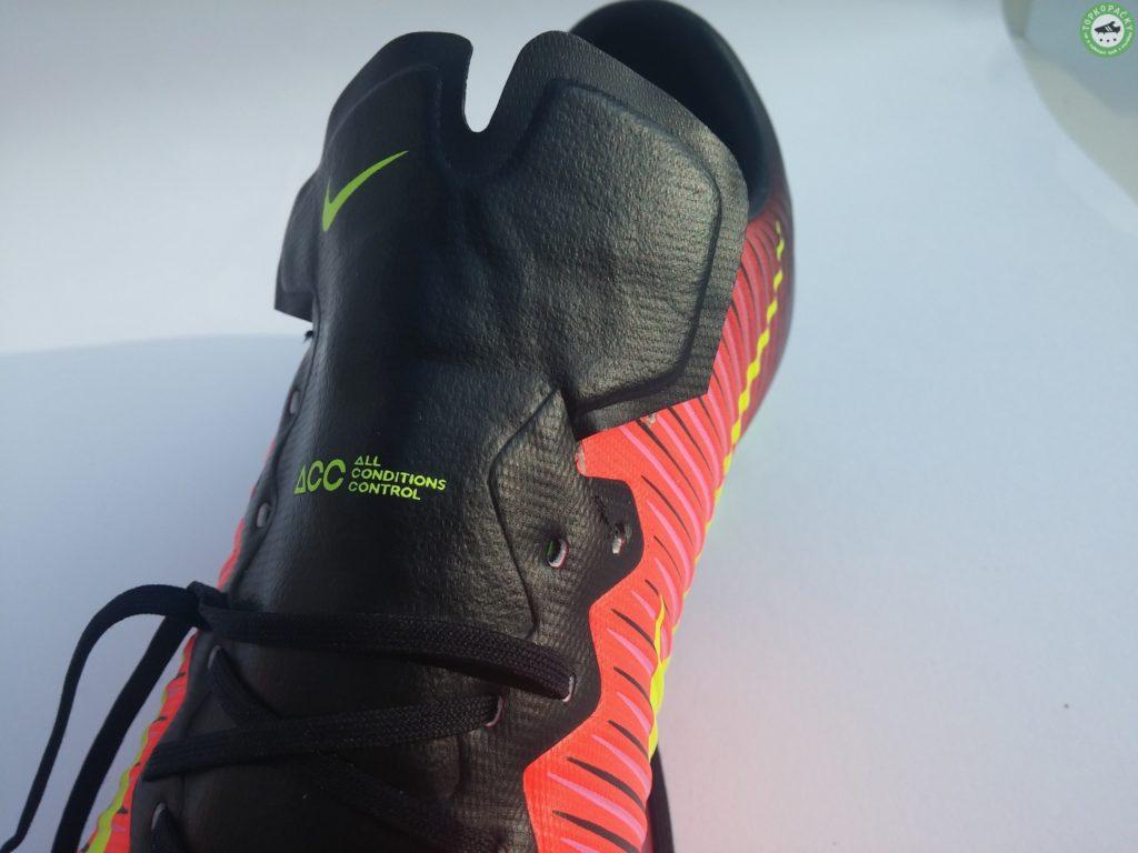 Nike Mercurial Vapor XI - jazyk