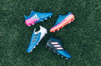 kolekce Adidas Blue Blast Pack