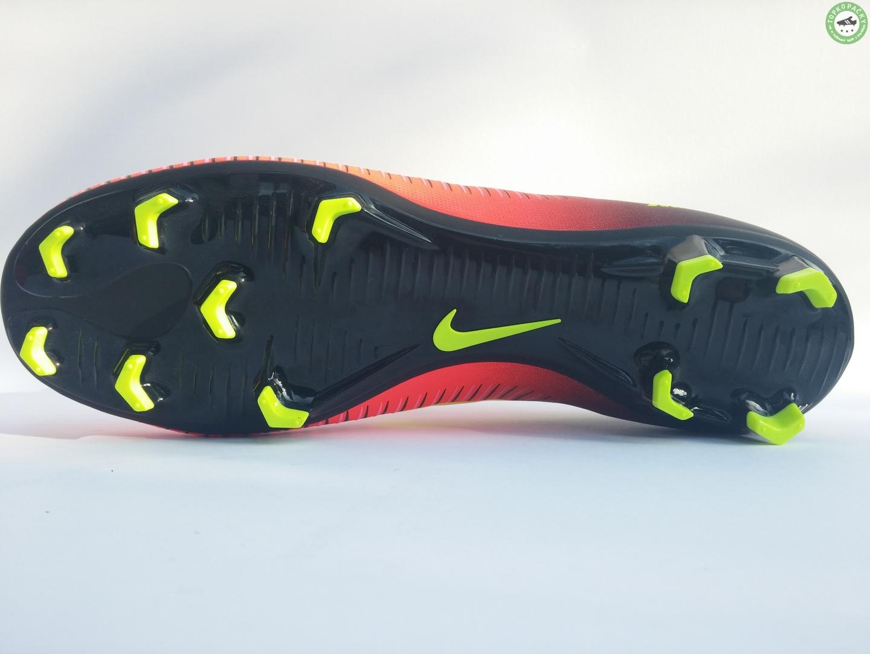 Nike Mercurial Victory VI FG design