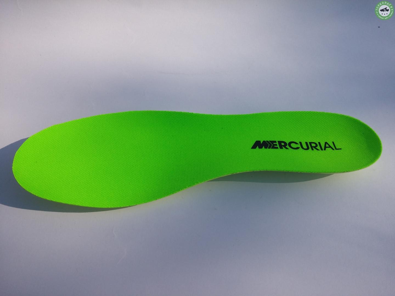 vložka kopaček Nike Mercurial Veloce