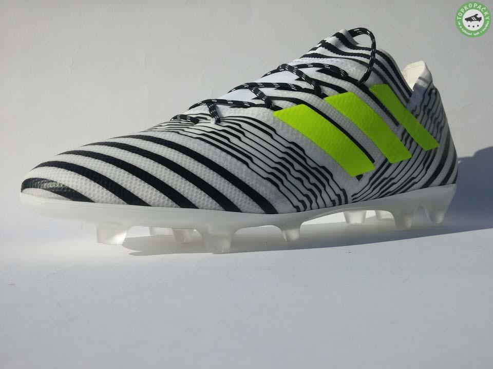 kopačky adidas nemeziz 17.2 z profilu