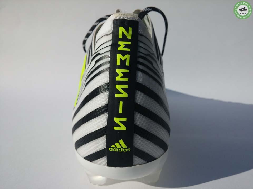 kopačky adidas nemeziz 17.2 zadní část