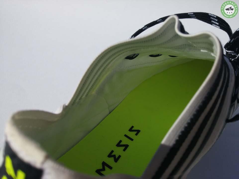 adidas nemeziz 17.2 - syntetická podšívka