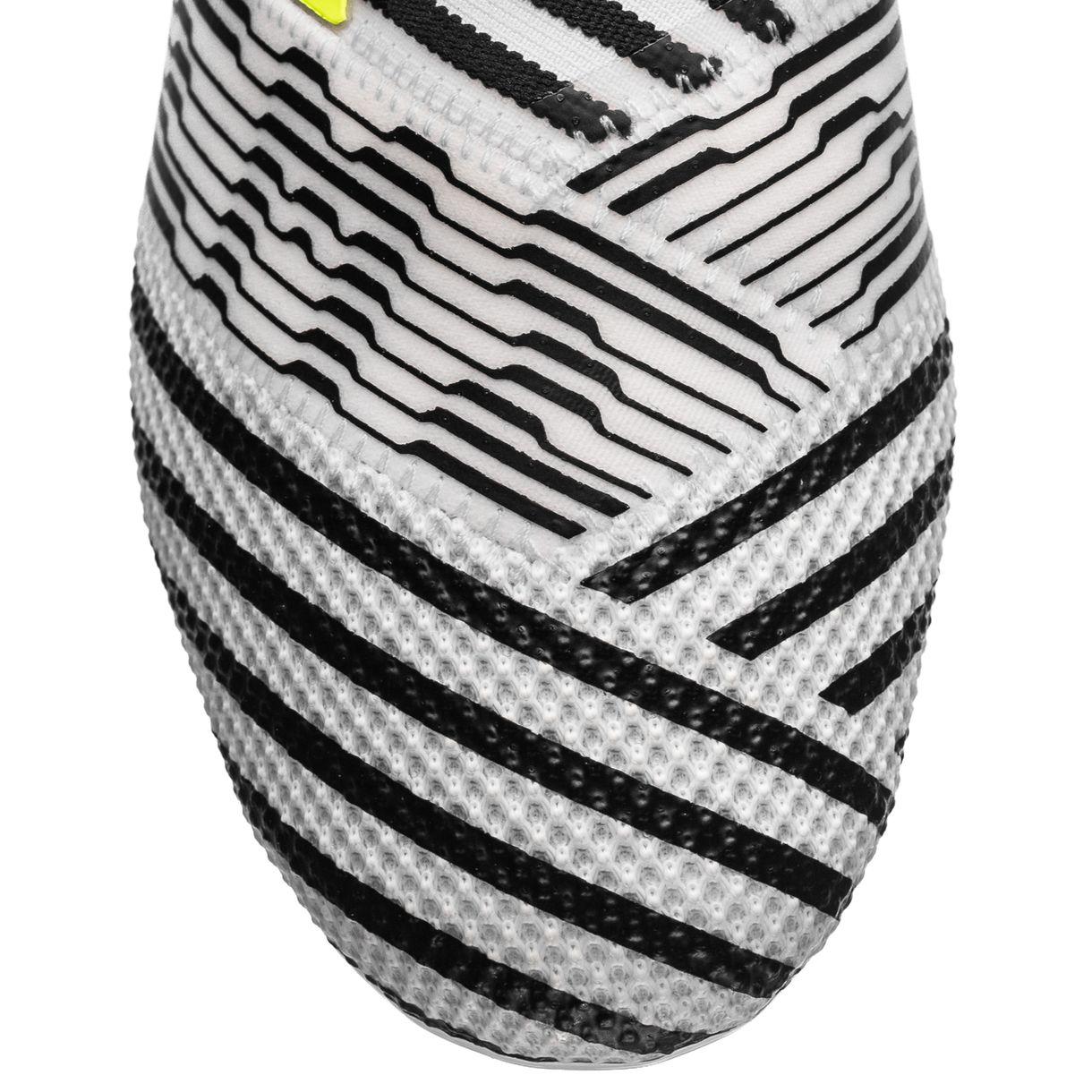 kopačky adidas nemeziz 17+ svršek - agility knit 2.0
