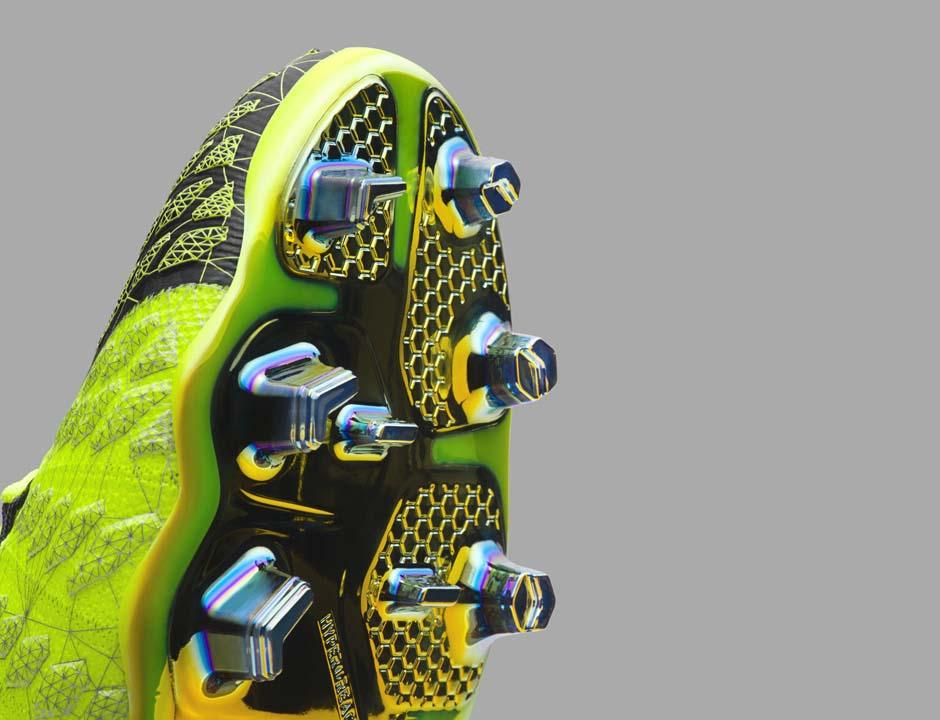FIFA 18 - Nike X EA Sports Hypervenom 3 podrážka detail