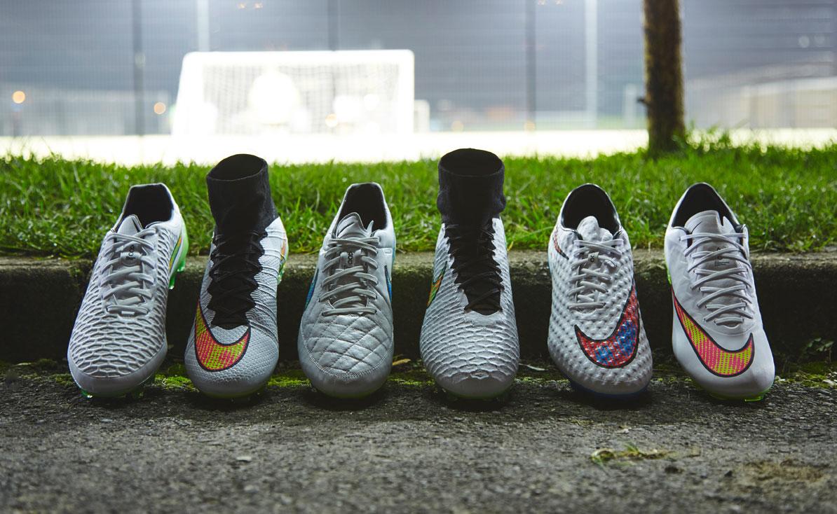 Znáš kopačky Nike a jejich názvy? Zapomeň na ně!