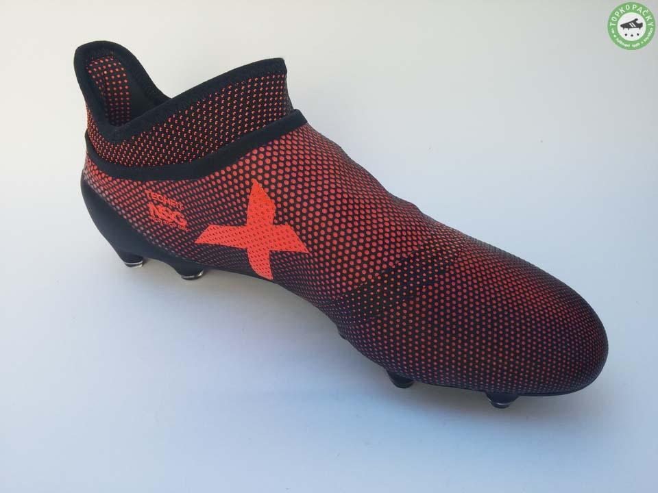 Kopačky Adidas X 17+ Purespeedsvršek kopačky