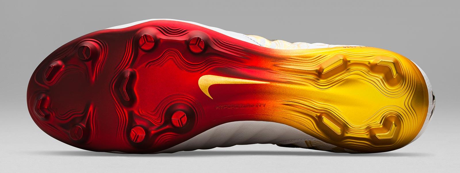 Novinky Nike Tiempo Legend VII Sergio Ramos podrážka