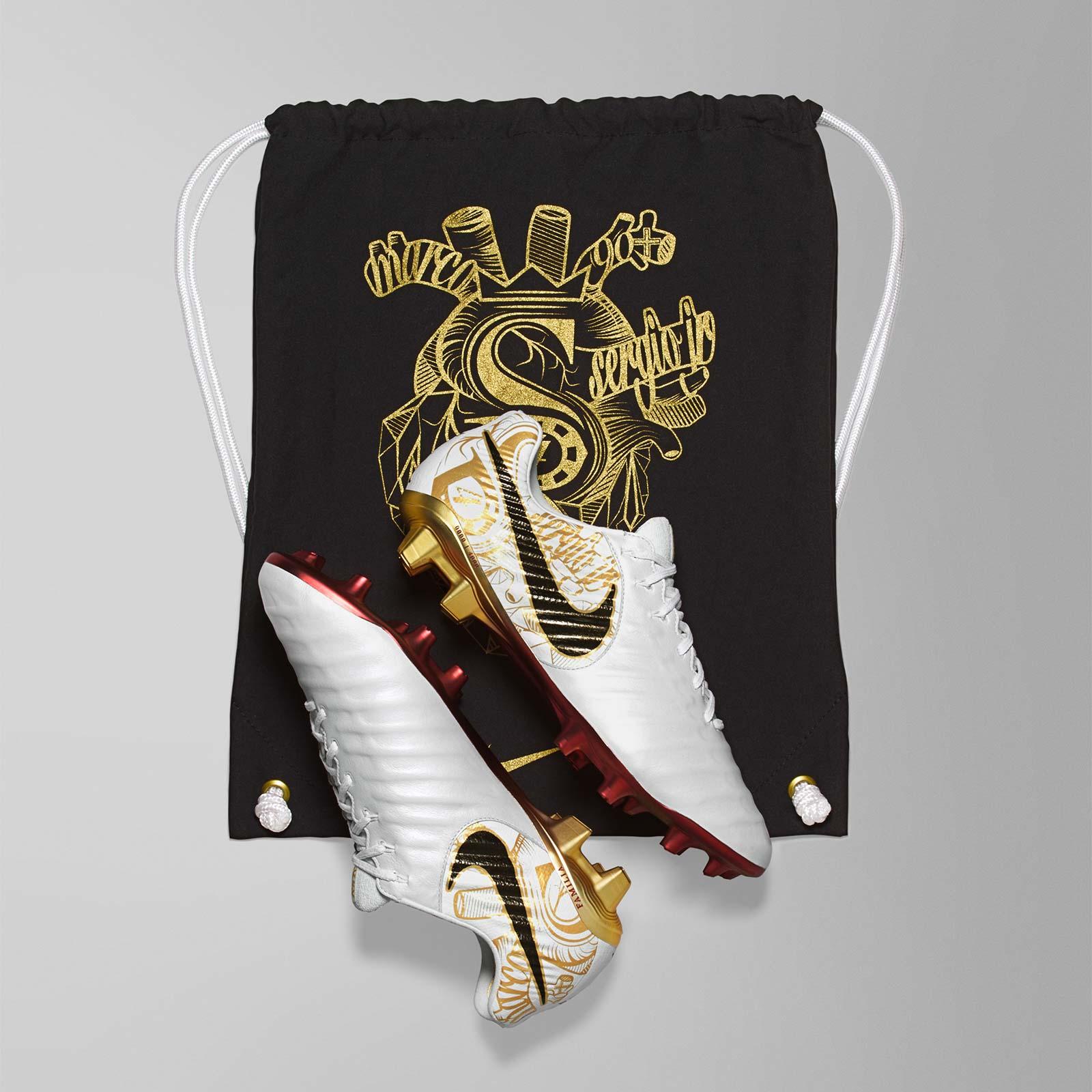 Novinky Nike Tiempo Legend VII Sergio Ramos 1