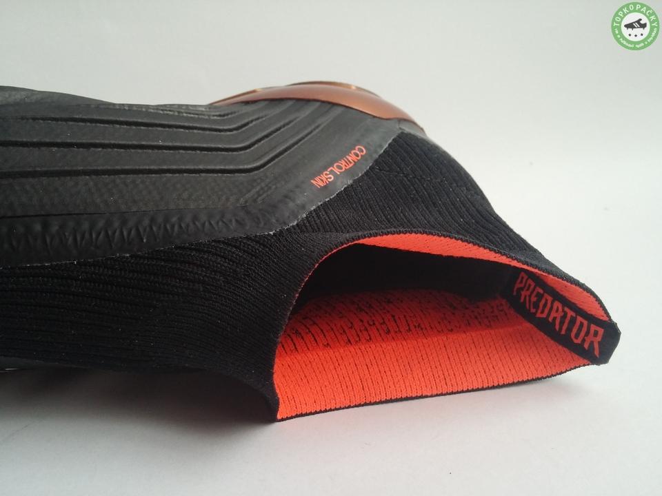 kopačky Adidas Predator 18+ponožka u kotníků kopaček