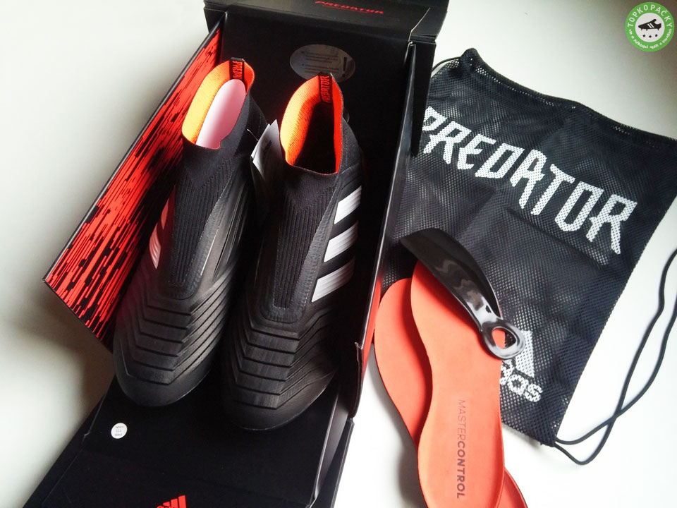 Adidas Predator 18+ (FG) –  RECENZE: ikona se vrací