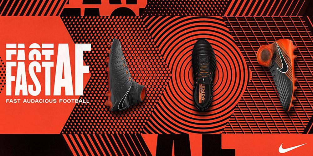 FAST AF – nová kolekce kopaček Nike