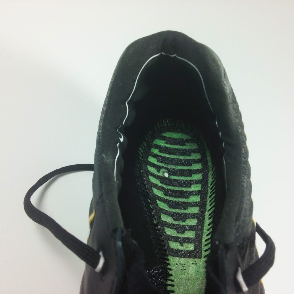 Nike Tiempo Legend VII vnitřek