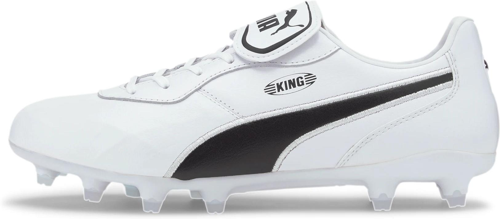 Kopačky Puma KING Top FG bílá