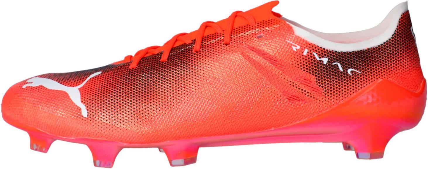 Kopačky Puma ULTRA SL FG červená