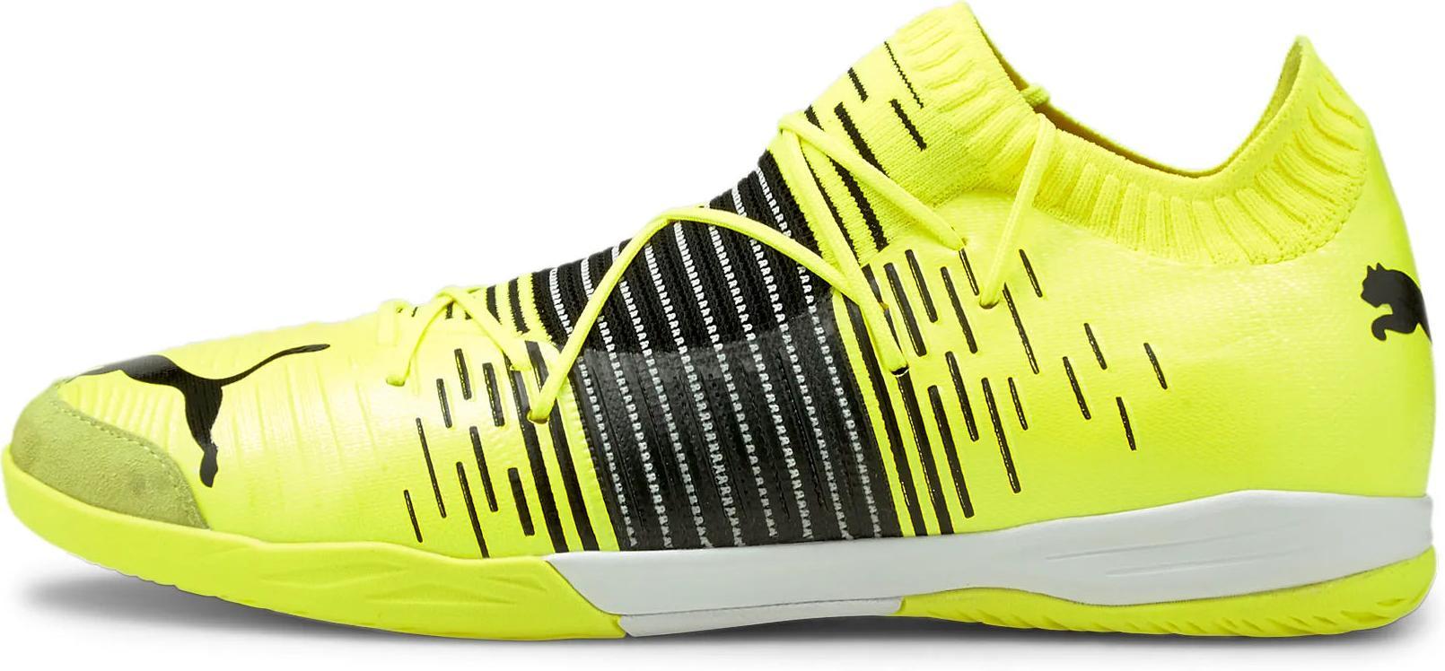 Sálovky Puma FUTURE Z 1.1 Pro Court žlutá