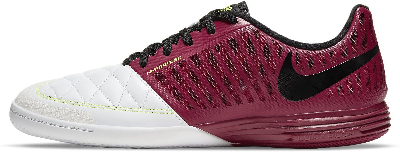 Sálovky Nike  LUNARGATO II IC vínová