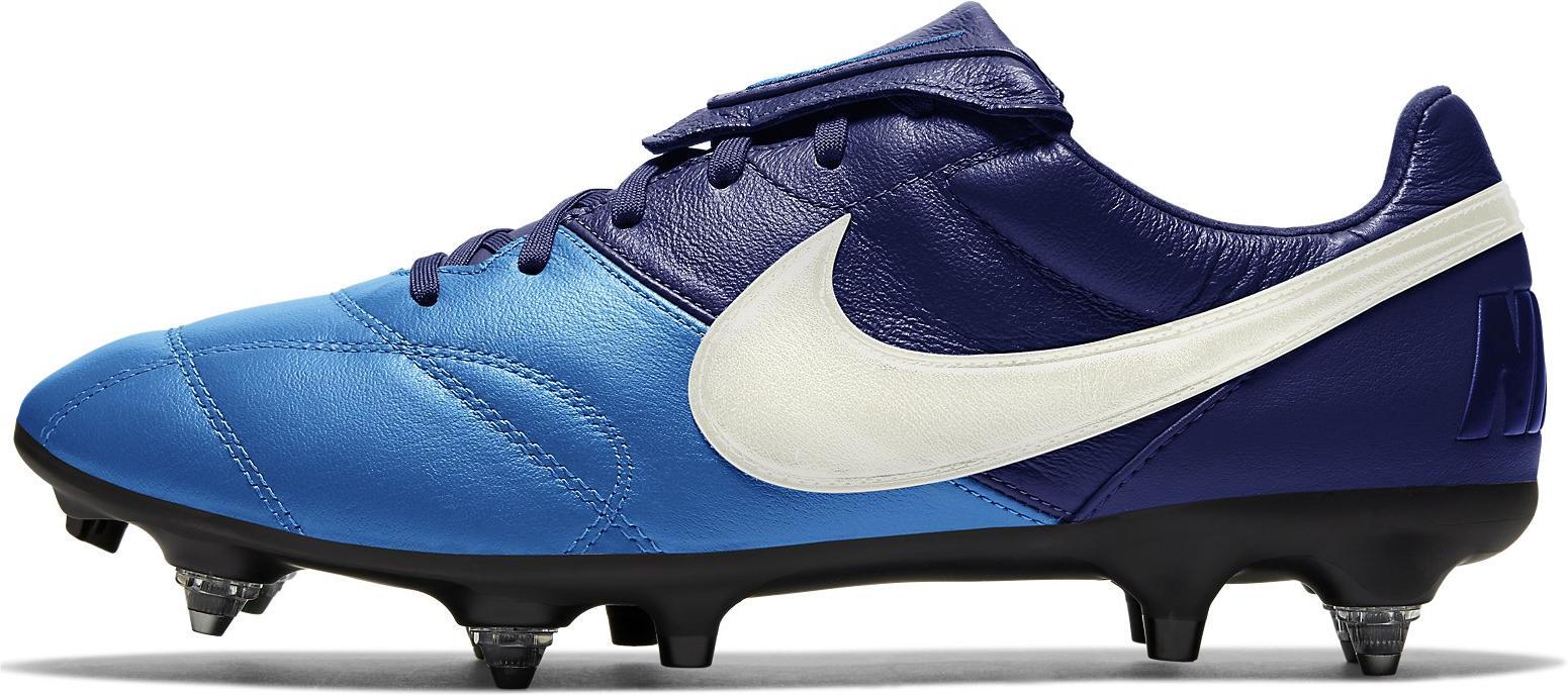 Kopačky Nike THE  PREMIER II SG-PRO AC modrá