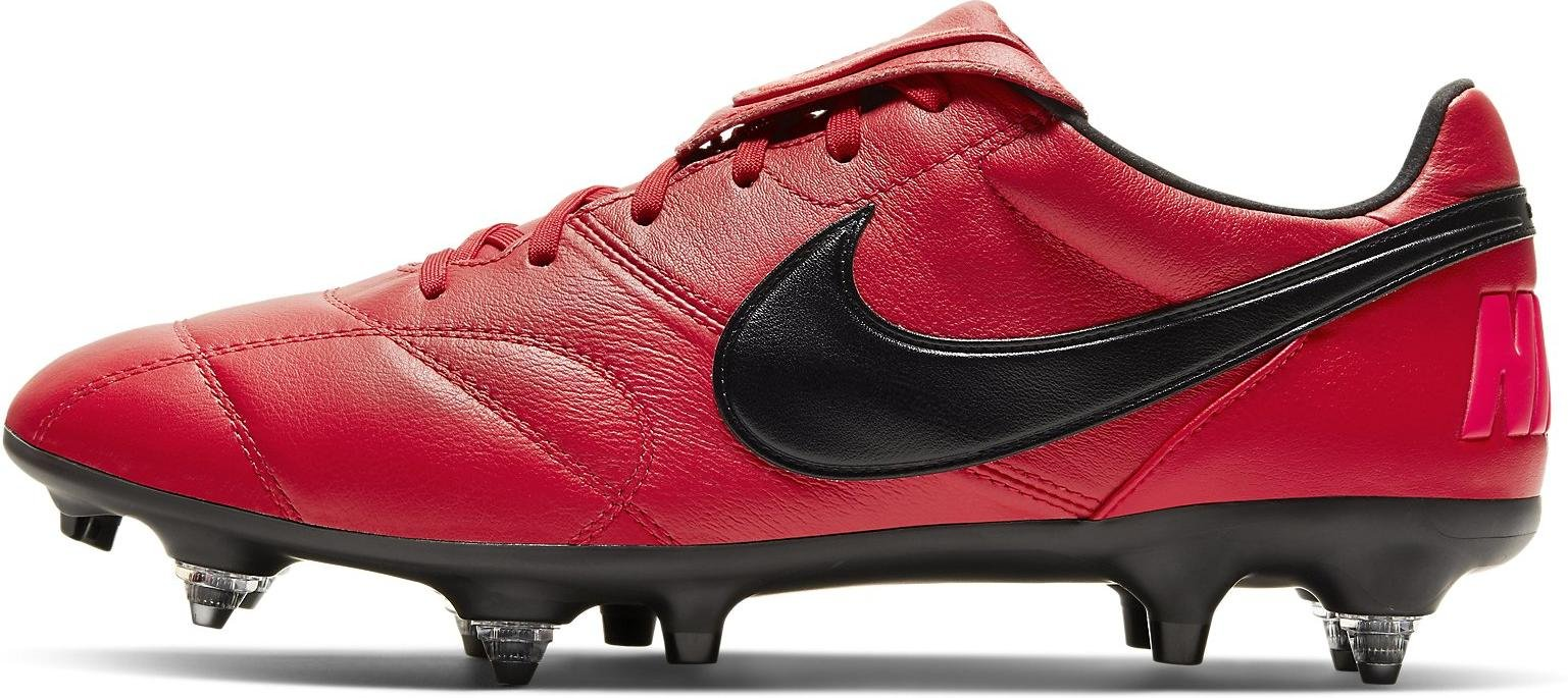 Kopačky Nike THE  PREMIER II SG-PRO AC červená