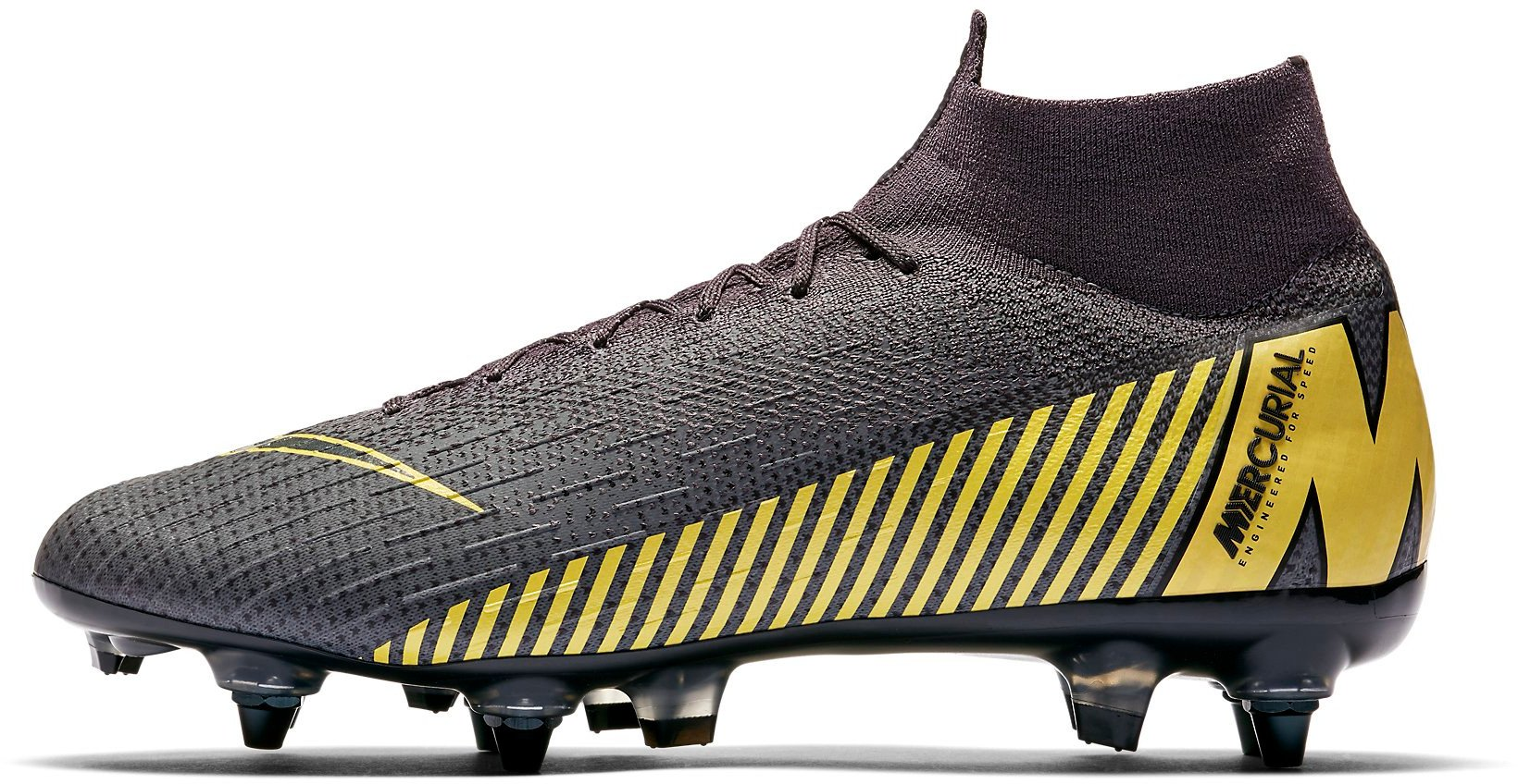 Kopačky Nike SUPERFLY 6 ELITE SG-PRO AC šedá