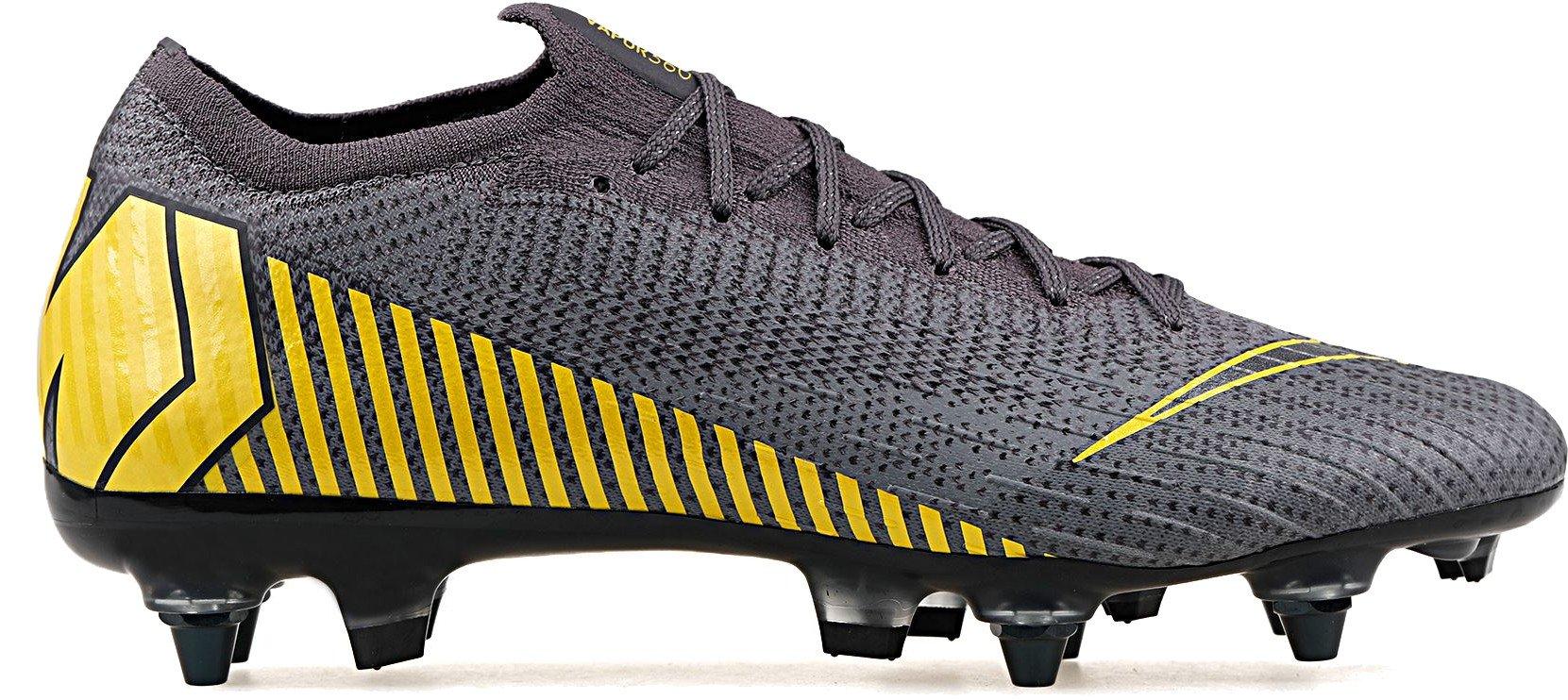 Kopačky Nike VAPOR 12 ELITE SG-PRO AC šedá
