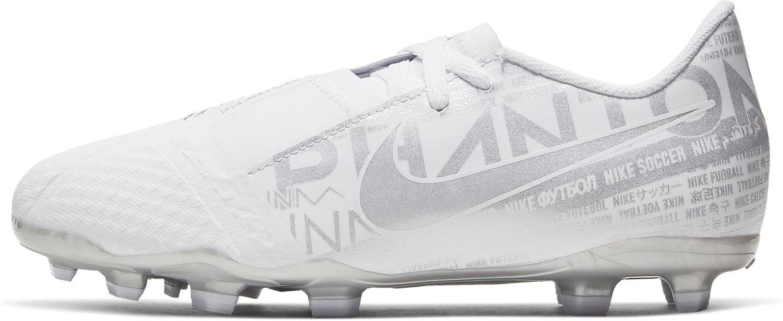 Kopačky Nike JR PHANTOM VENOM ACADEMY FG bílá