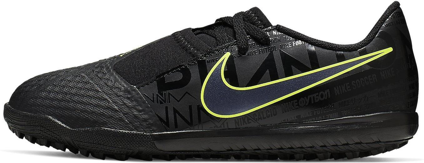 Kopačky Nike JR PHANTOM VENOM ACADEMY TF černá