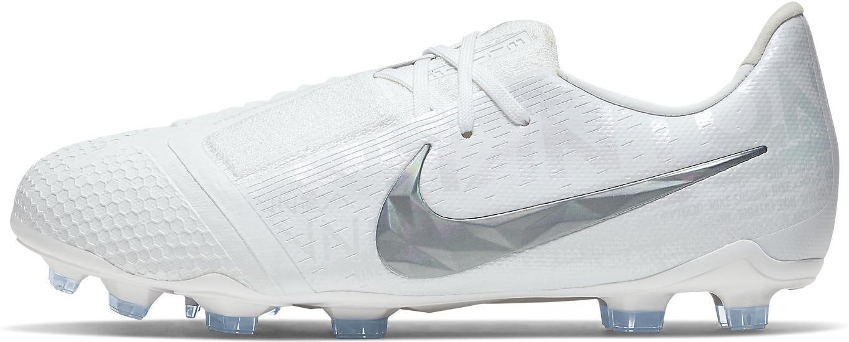 Kopačky Nike JR PHANTOM VENOM ELITE FG bílá