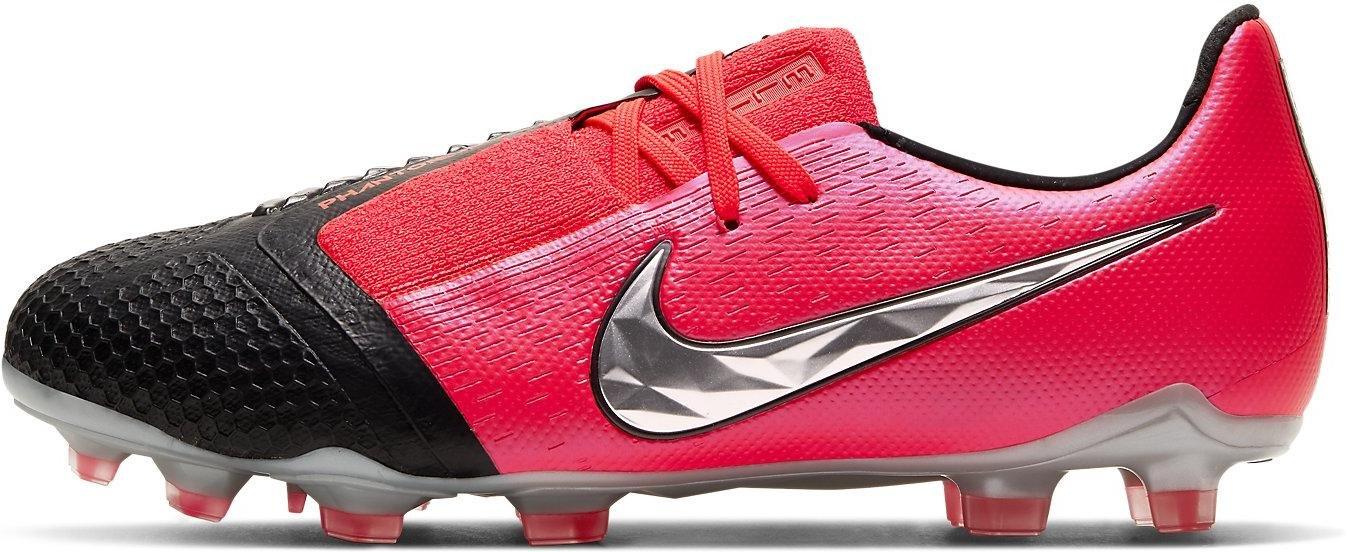 Kopačky Nike JR PHANTOM VENOM ELITE FG červená