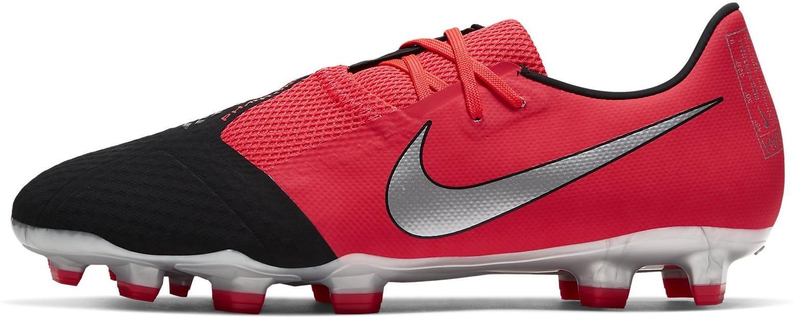 Kopačky Nike PHANTOM VENOM ACADEMY FG červená