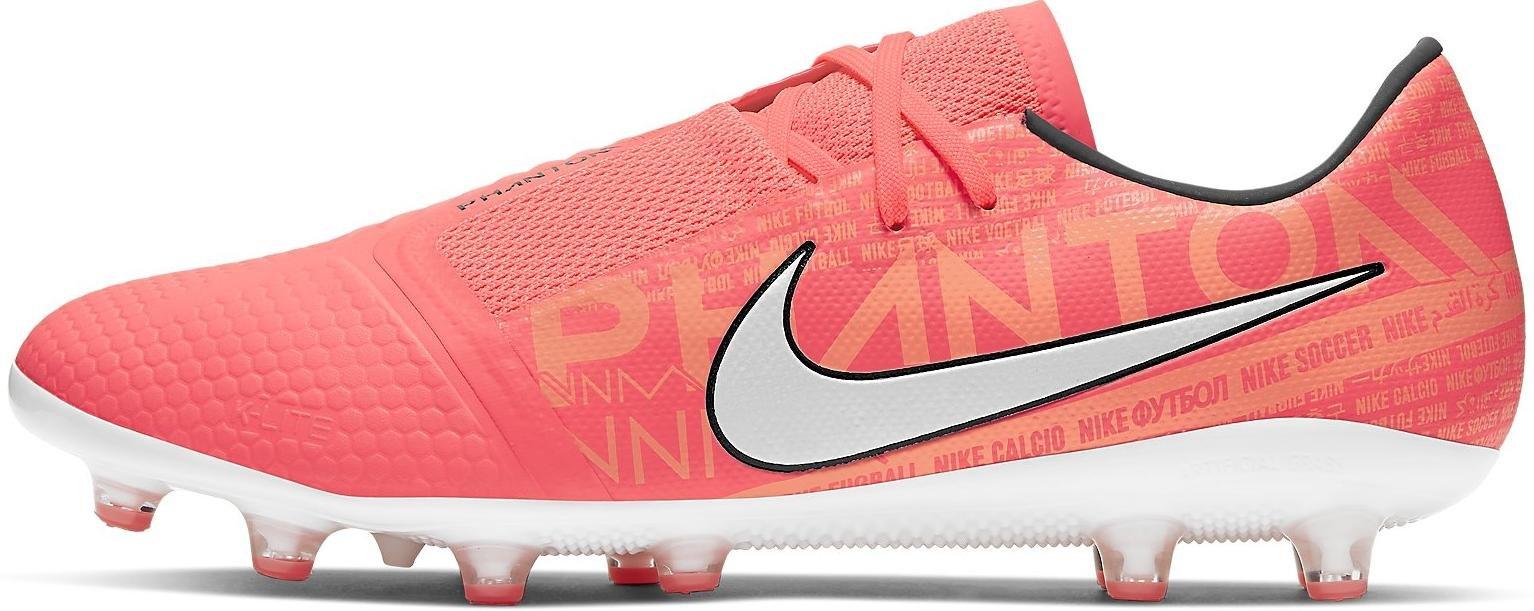 Kopačky Nike PHANTOM VENOM PRO AG-PRO oranžová