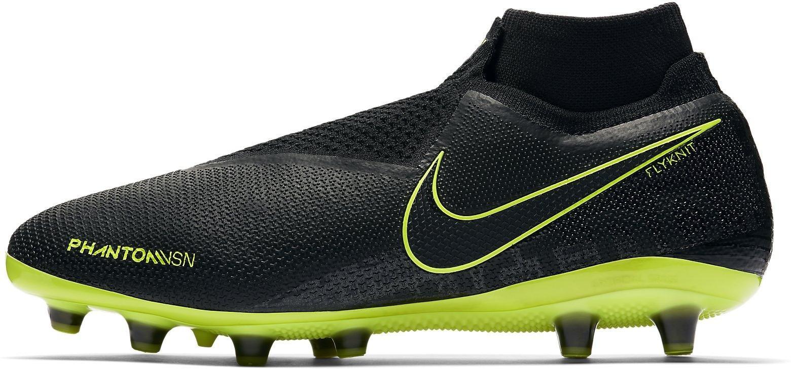 Kopačky Nike PHANTOM VSN ELITE DF AG-PRO černá