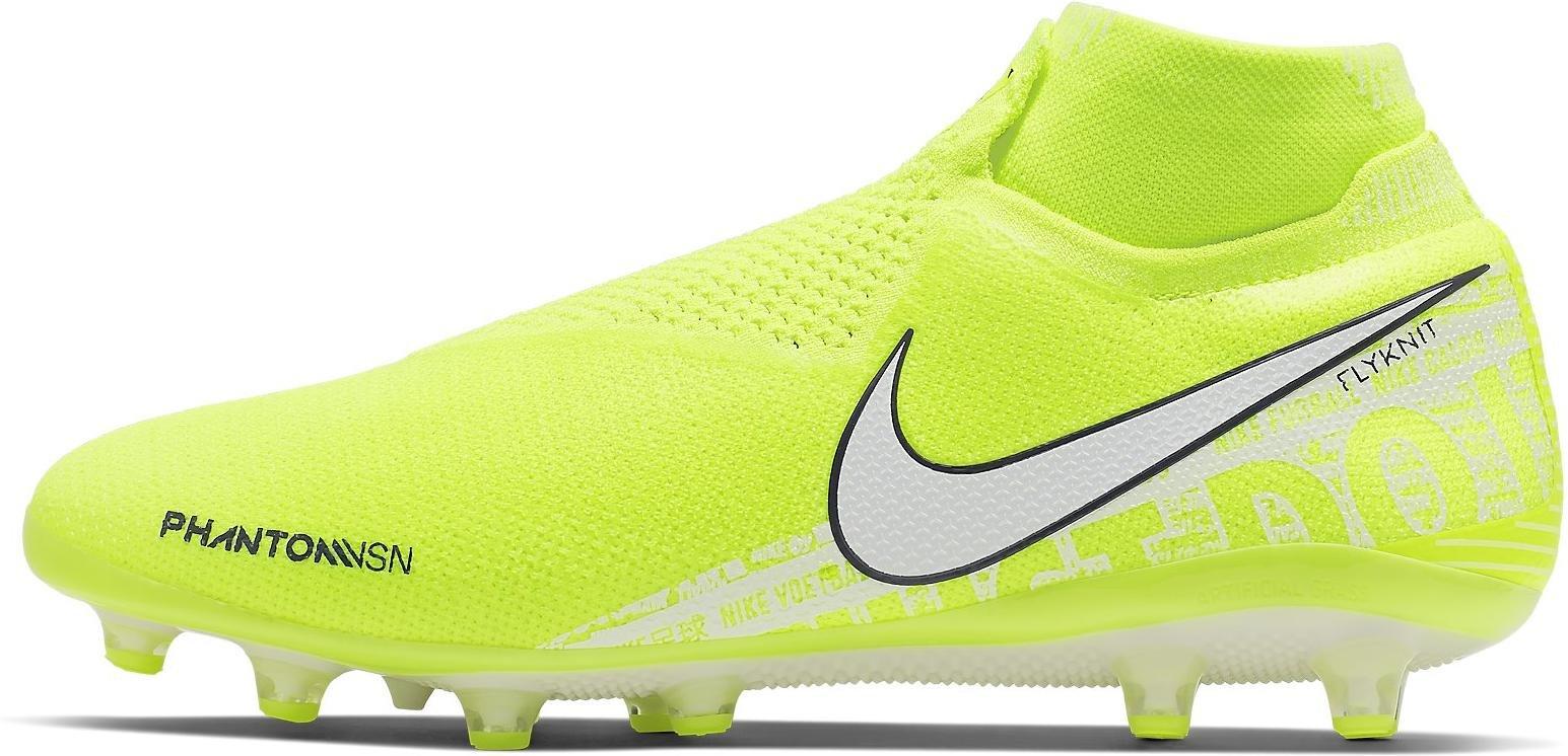 Kopačky Nike PHANTOM VSN ELITE DF AG-PRO zelená