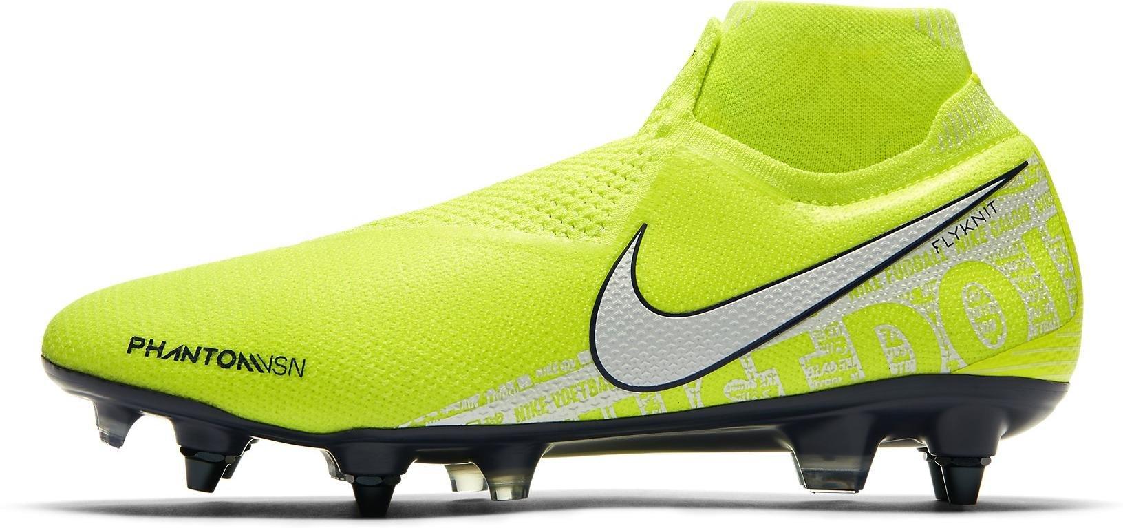 Kopačky Nike PHANTOM VSN ELITE DF SG-PRO AC zelená