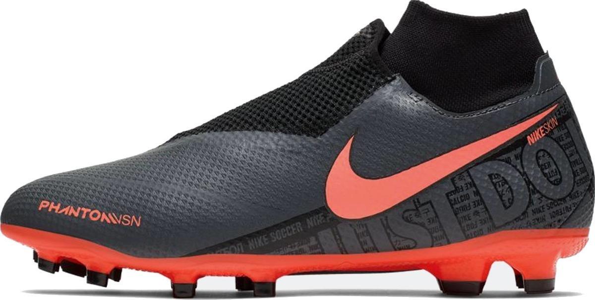 Kopačky Nike PHANTOM VSN PRO DF FG šedá