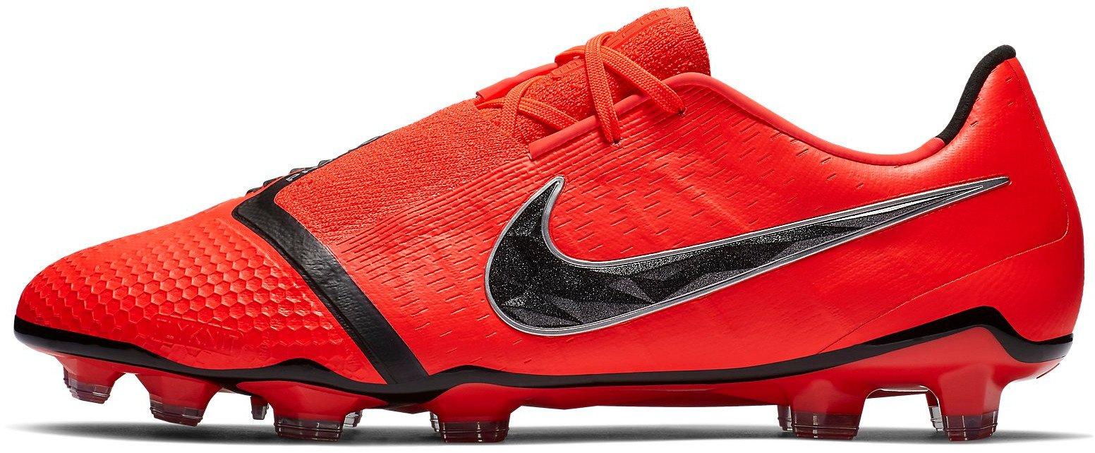 Kopačky Nike PHANTOM VENOM ELITE FG červená