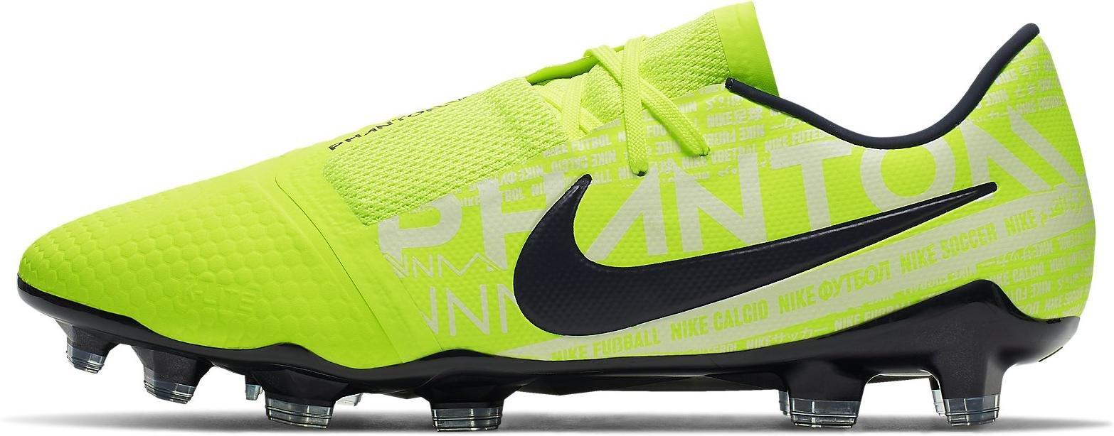 Kopačky Nike PHANTOM VENOM PRO FG zelená