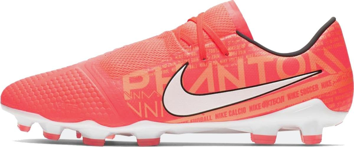 Kopačky Nike PHANTOM VENOM PRO FG oranžová
