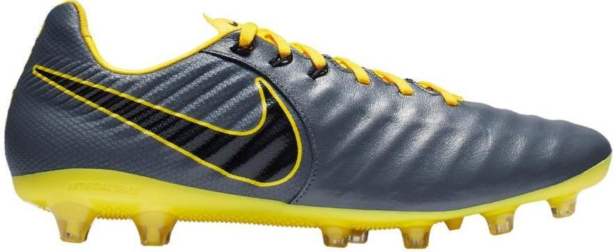 Kopačky Nike  Tiempo Legend 7 Pro AG-PRO šedá