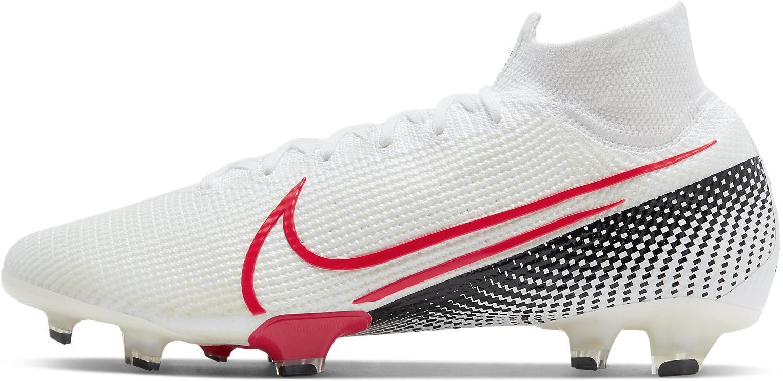Kopačky Nike SUPERFLY 7 ELITE FG bílá