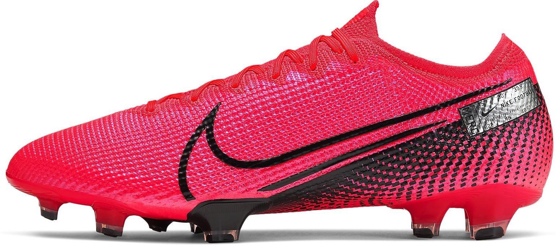 Kopačky Nike VAPOR 13 ELITE FG červená