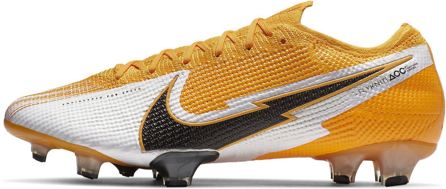 Kopačky Nike VAPOR 13 ELITE FG oranžová