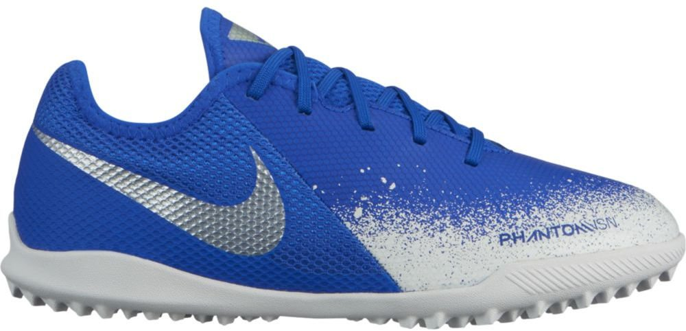 Kopačky Nike JR PHANTOM VSN ACADEMY TF modrá