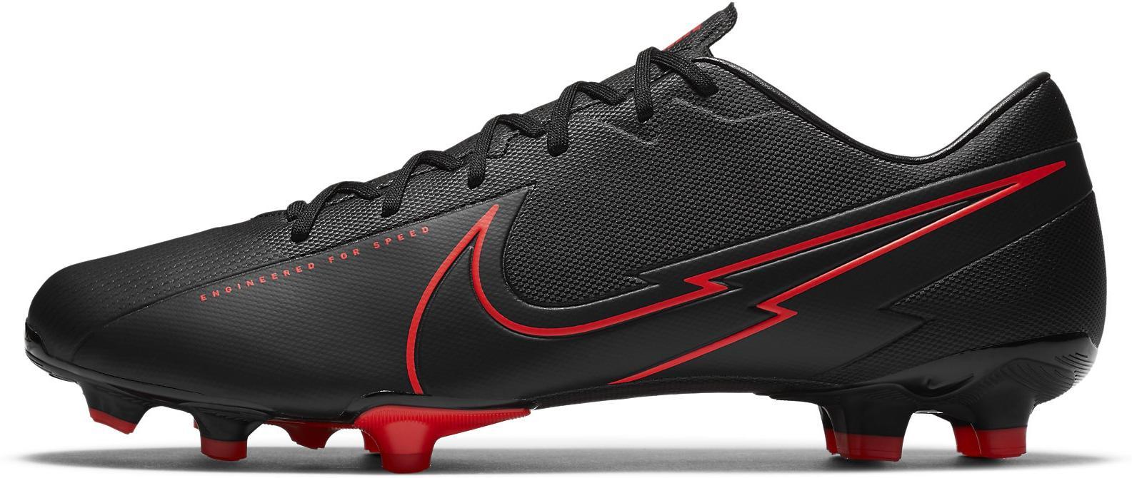 Kopačky Nike VAPOR 13 ACADEMY FG/MG černá